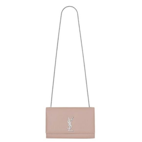 98e380c3f45 Yves Saint Laurent Bags   Saint Laurent Monogram Kate Medium Marble ...
